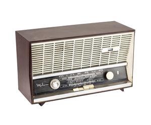 RADIO ORIGINALE MINERVA - 40X24X16 CM