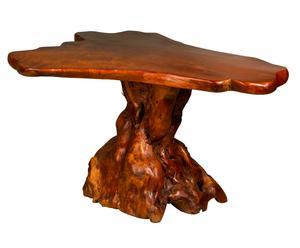 tavolino in legno di olmo - 104x60x90 cm