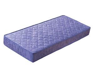 materasso a molle indeformabili con rivestimento in cotone astro - 80x190 cm