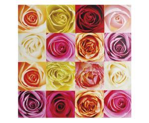 Stampa su tela Rose - 60X60 cm