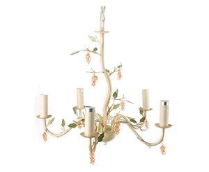 lampadario in metallo marilise - d 47/h 48 cm