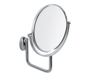 specchio mobile da parete con ingranditore clara - 21x30x17 cm