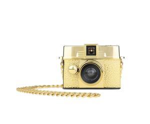 Fotocamera Lomo Diana Baby 110 & 12mm Lens - Gold Edition