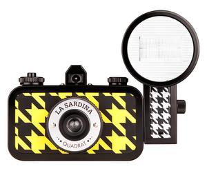 Fotocamera Lomo La Sardina & Flash - Quadrat