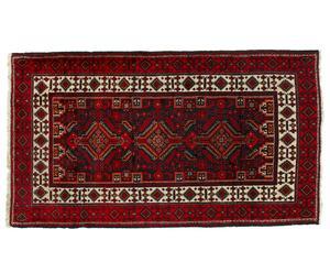 tappeto Meshed blu - 200x100 cm