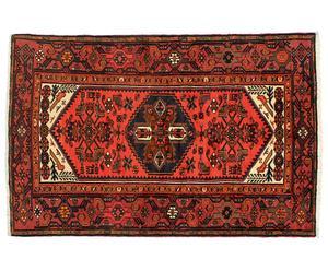 tappeto Sav rosso - 150x100 cm