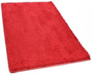 tappeto Shaggy Diamond rosso - 120x170 cm