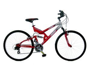 Bicicletta da uomo full suspension - 26