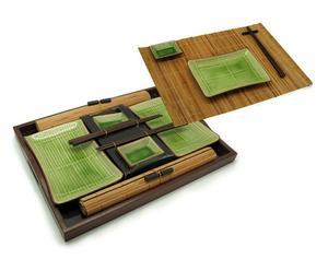 set sushi per 2 persone Chitose - 12 pezzi