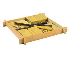 set sushi per 2 persone koken - 10 pezzi