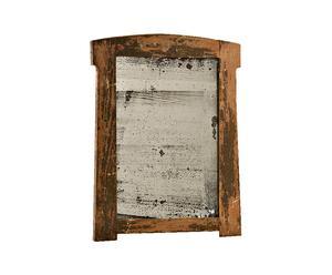 Cornice in legno con specchio anno 1920 - 44x57x2,5 cm
