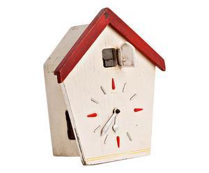 orologio a cucù mitteleuropa anno 1960 - 25x29x13 cm