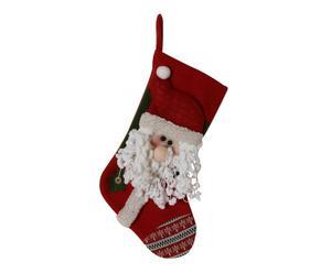 calza decorativa Nikolaus - 15x46x1 cm