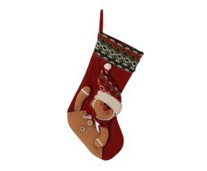 calza decorativa niege - 15x46x2 cm