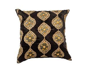 Cuscino con federa in velluto Barocco - 80x80 cm