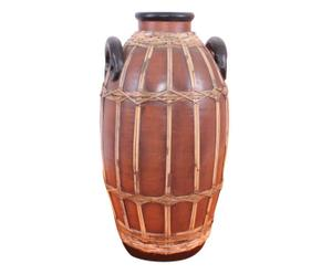 vaso decorativo in terracotta Zimbabwe - 20x60 cm