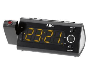 Radiosveglia Proiett MRC 4121 P AEG