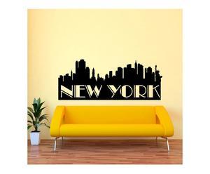 Sticker in vinile New York Panorama - 55x140 cm