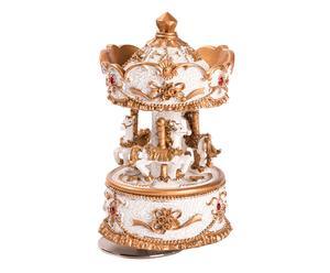 Carillon in metallo Jou - d 9/h 15 cm