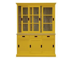 Credenza Rustica Vintage : Credenza colorata dettagli vivaci in legno dalani e ora westwing