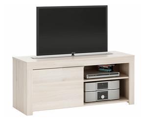 Mobile soggiorno porta Tv Eve beige - 119x51x42
