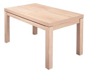 Tavolo allungabile in legno Cassandra - 140x80x77 cm
