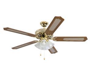 Ventilatore da soffitto soling - d 130 cm