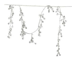 ghirlanda decorativa swarovski - H 150 cm