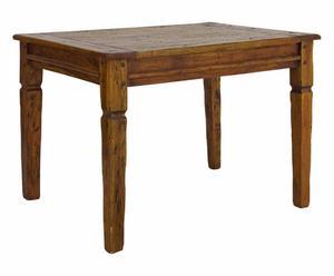 Tavolo in acacia CHATEAUX - 90X90x76 cm