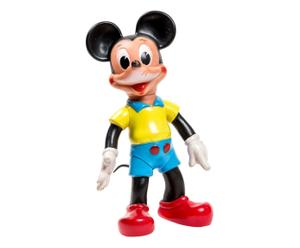 Elemento decorativo in gomma Mickey Mouse - 22x37x12 cm