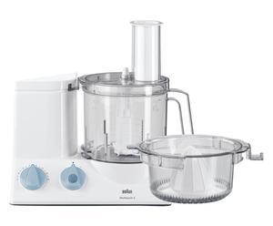 Robot da cucina Food Processor Multiquick 3 K650 - bianco