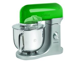 Robot da cucina con 2 accessori Kmix verde - KMX95
