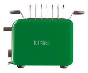 Tostapane 2 fette multifunzione Kmix verde - TTM025