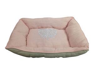Cuccetta per il cane in tessuto toby - 45x15x38 cm