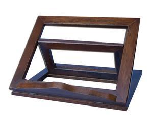 Leggio in legno Wild - 35x22x30 cm