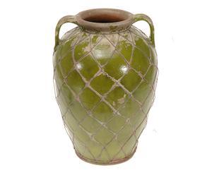 Anfora in terracotta indira - d 29/h 41 cm