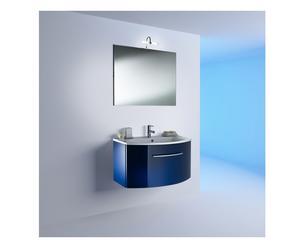 composizione bagno olivia - blu cobalto