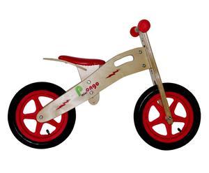 Bicicletta bimbo in legno Mash - 12