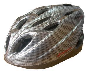 Casco bici adulto regolabile carbonio - Taglia M