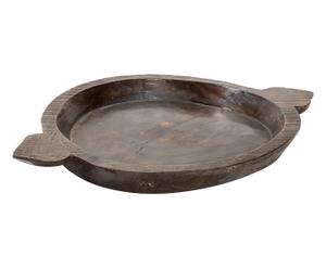 Vassoio in teak Wood C naturale - 51x5x38 cm
