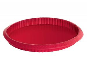 stampo per crostata in silicone flexi twist - d 28 cm