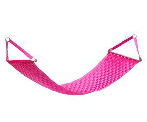 Amaca in plastica Ting Sling rosa - 82x230 cm