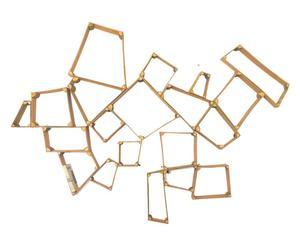 Libreria destrutturata e modulare in legno Split Boxes