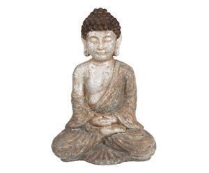 elemento decorativo in resina Buddha - 28x39x17 cm