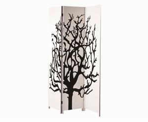 separe' con telaio in legno L'albero - 120x180x3 cm