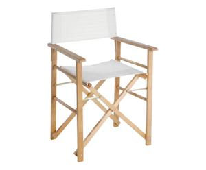 Sedia da regista in legno: seduta da giardino dalani e ora westwing