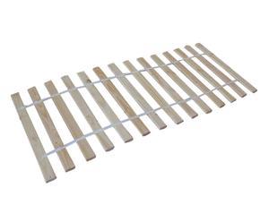 Sistema doghe per materasso sleep in pino - 2x80x200 cm