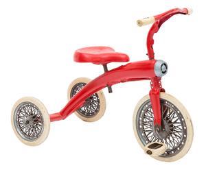 Triciclo da bimbo Giordani rosso - d 14\'\' ruota anteriore