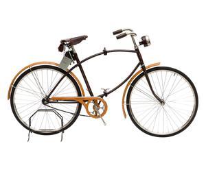 Bicicletta pieghevole da uomo Trussardi marrone e ocra - d 28\'\'