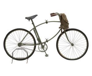 Bicicletta pieghevole da paracadutista da uomo B.S.A verde inglese - d 28\'\'